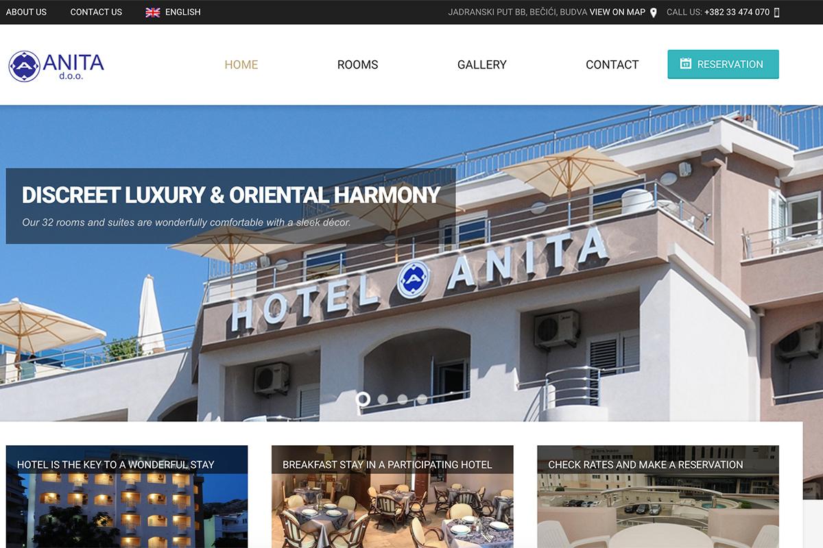 Hotel Anita Becici