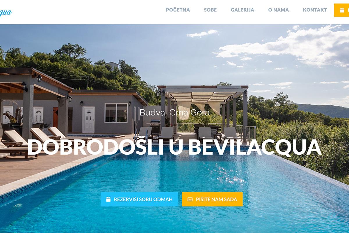 Bevilacqua Apartmani Budva