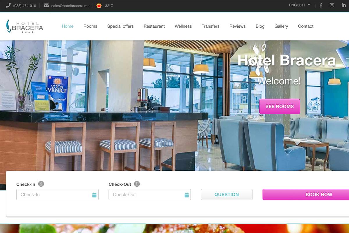 Hotel Bracera Budva